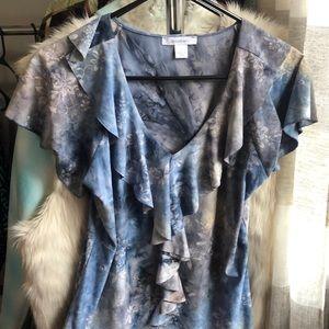 Woman's Dress Barn dress shirt - size L